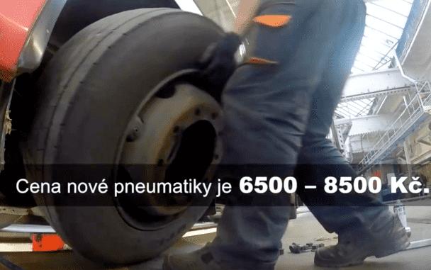 3396 pneumatik brázdí Brno na kolech vozidel DPMB – Přezouvají na zimu - br